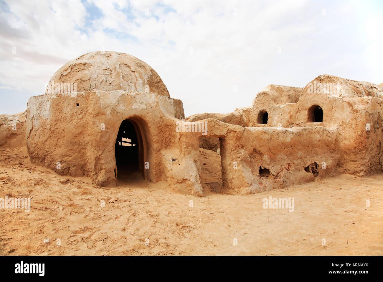 Desert City Location Of Star Wars Episode I In The Sahara - Sahara desert location