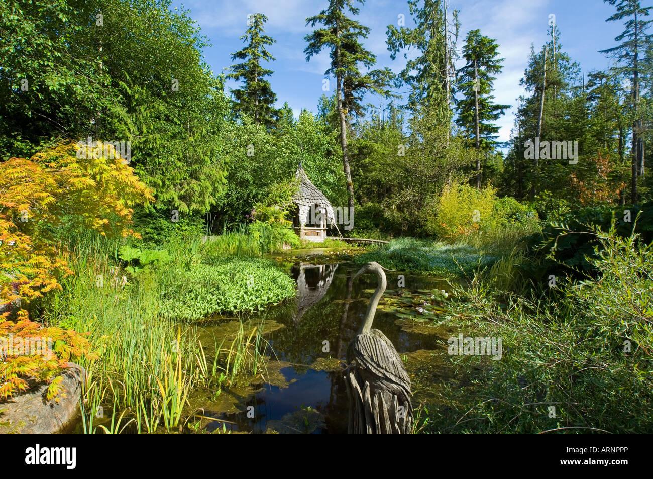 Tofino Botanical Gardens Bc Garden Ftempo