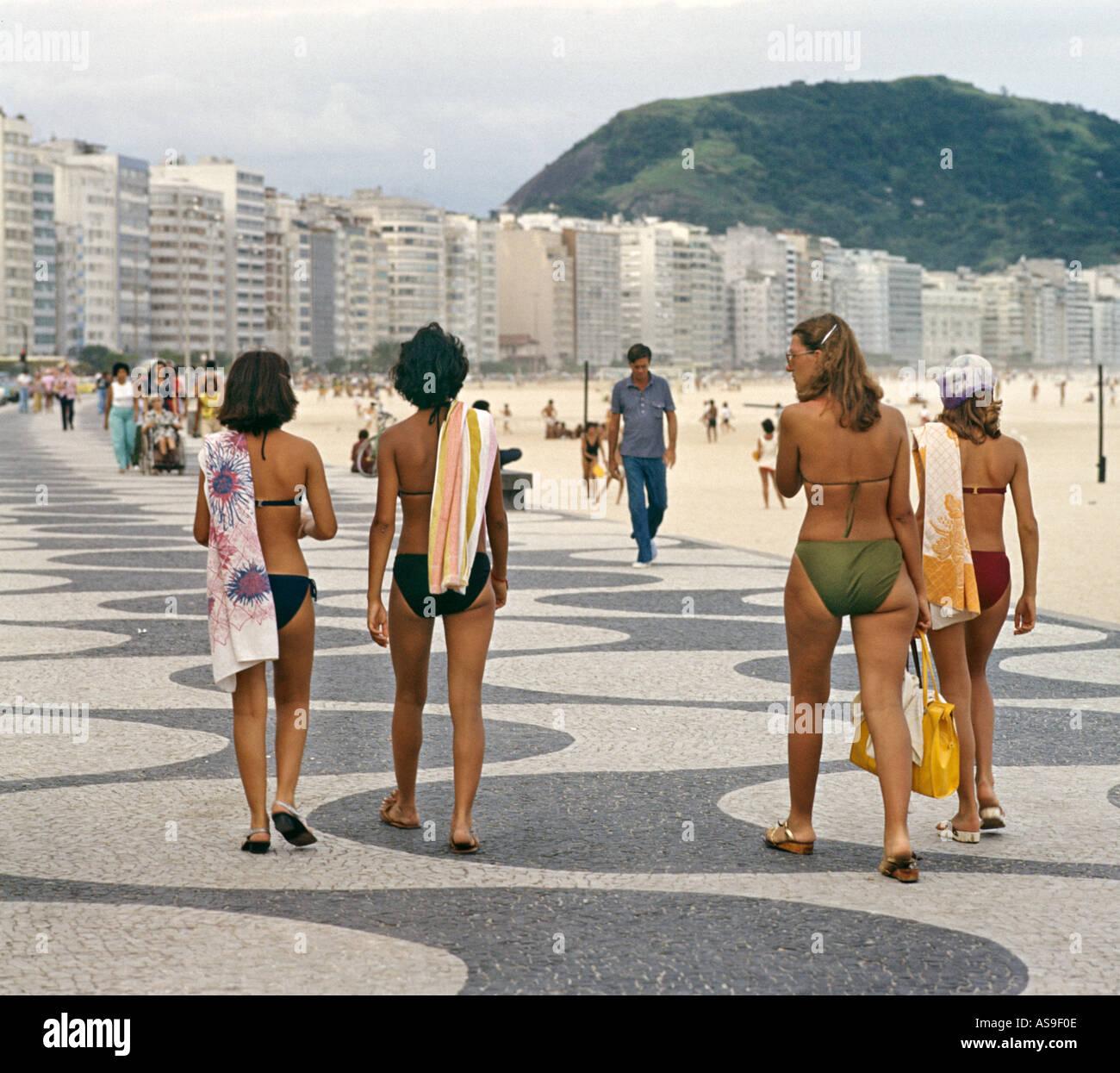 Nackter Rio de Janeiro