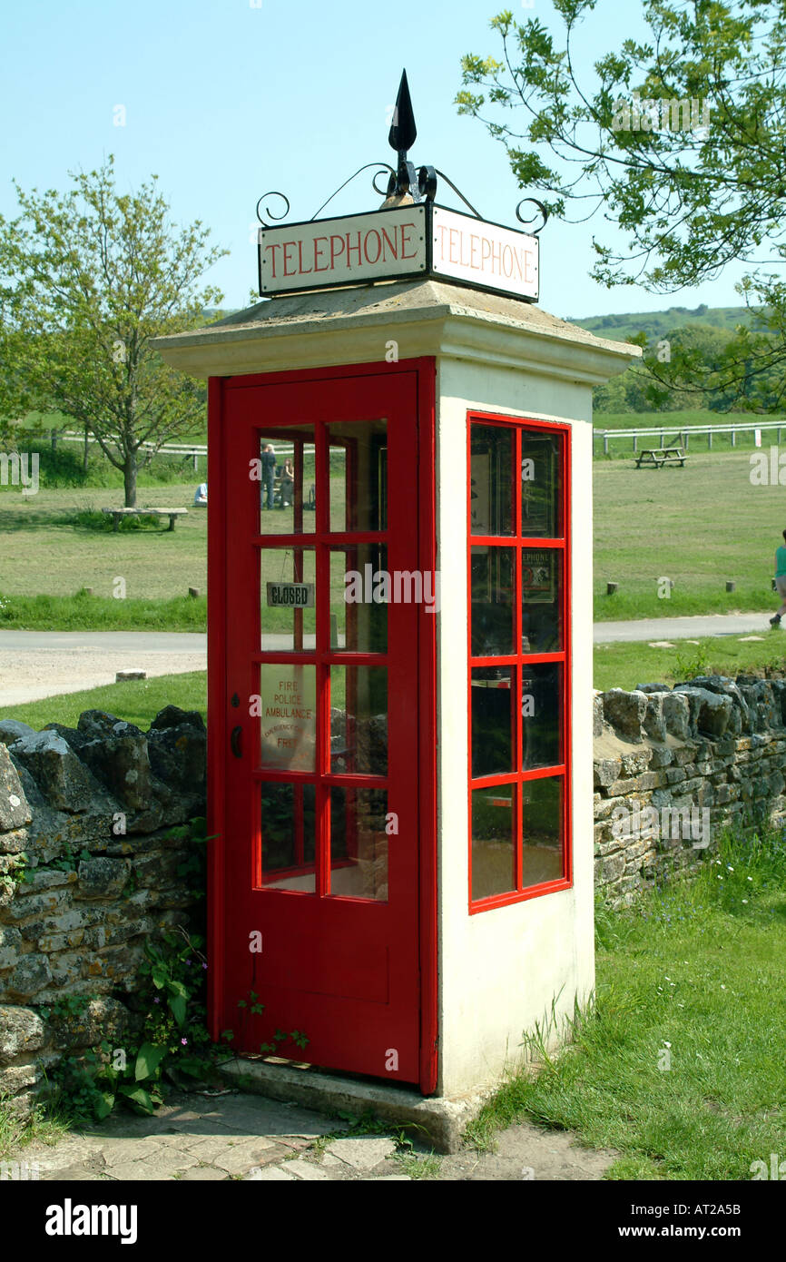 Paint Telephone Box Red Buy