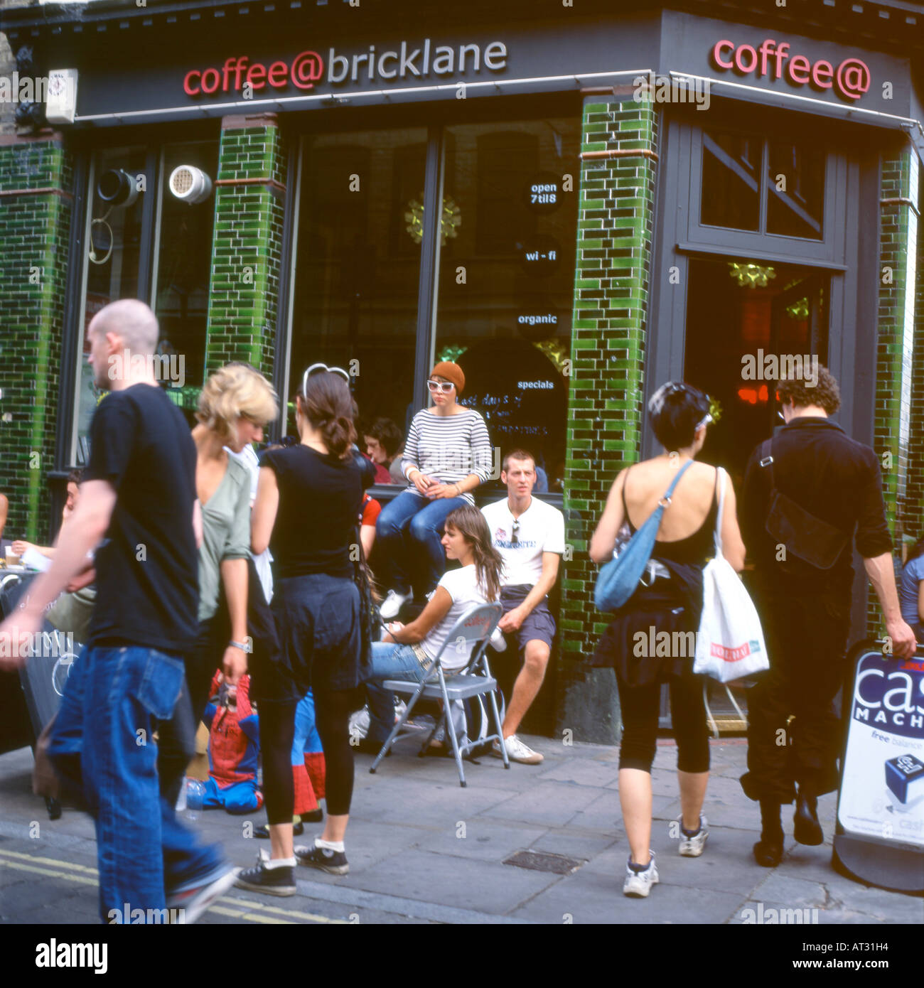 Sunday Mornings in London on a Sunday Morning London