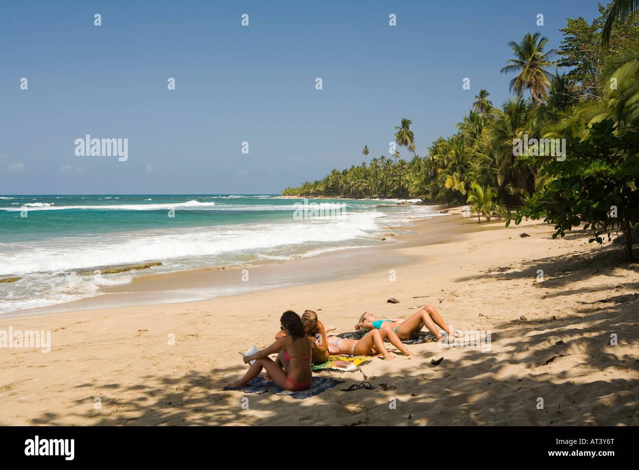 Costa Rica Caribbean Coast Puerto Viejo de Talamanca ...