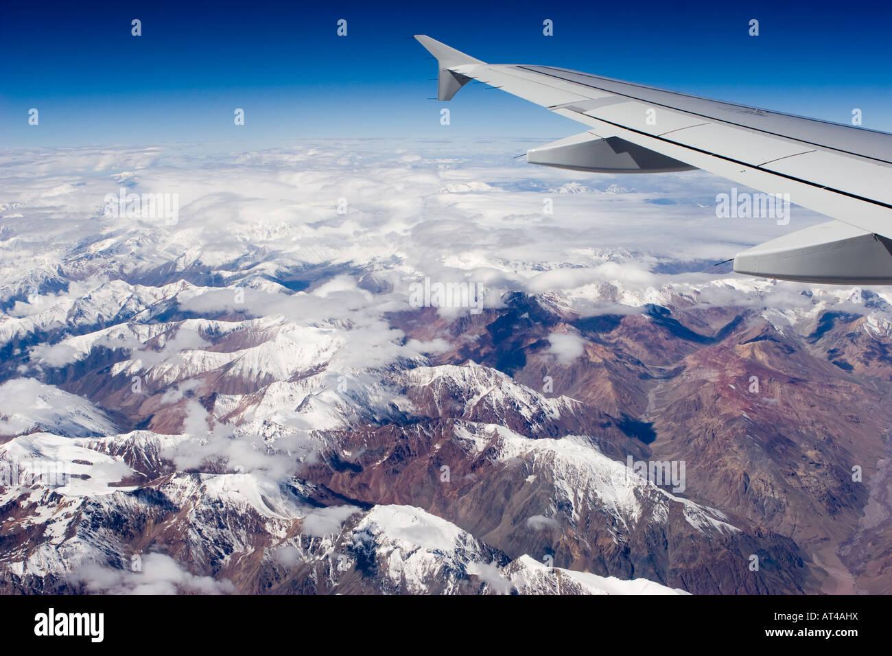 de Los Andes Mountains