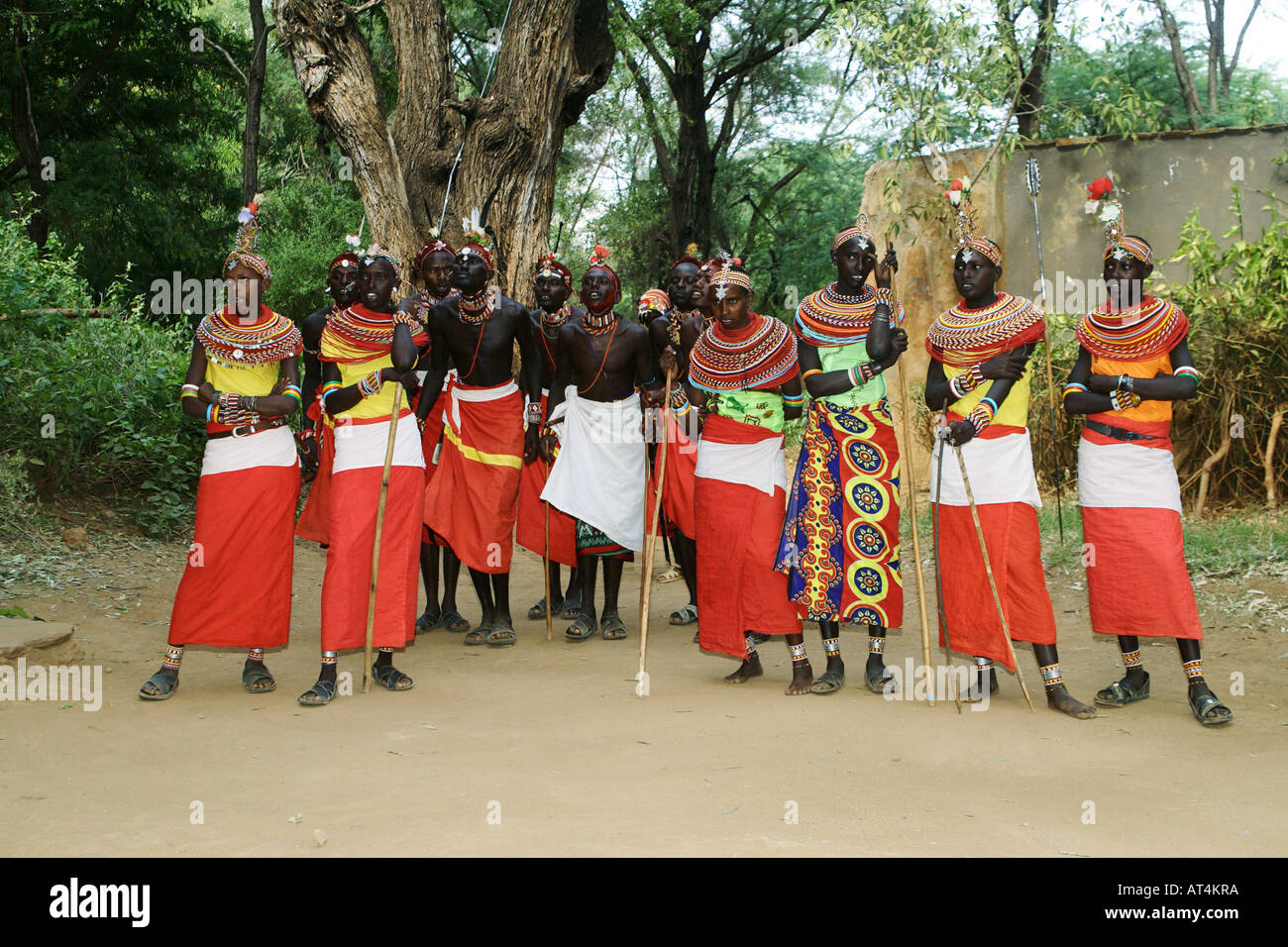 Kenyan women clothing