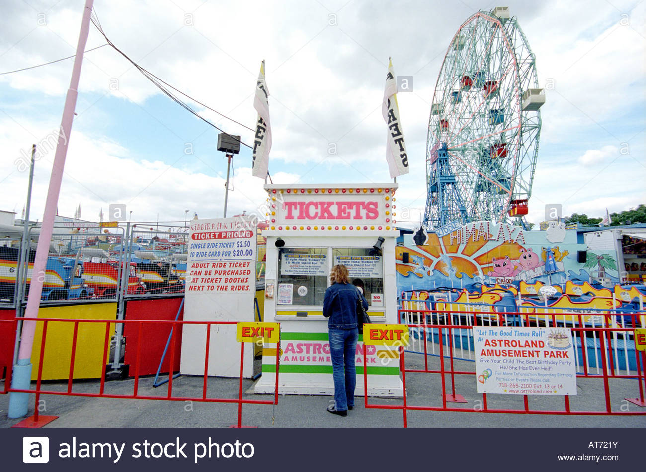Coney Island Amusement Park Ticket Prices