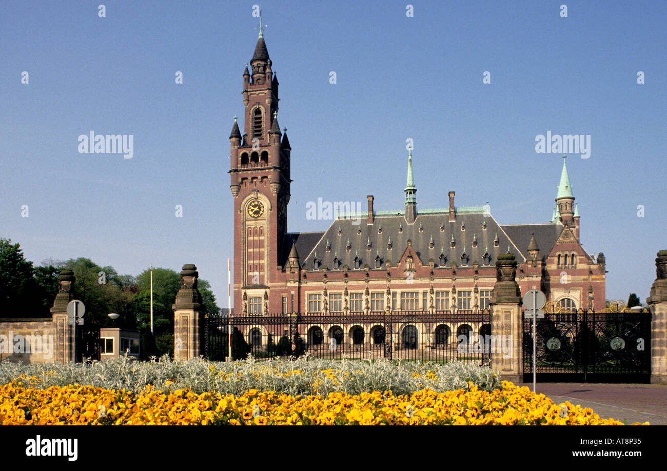 international court of justice The international court of justice the international court of justice is the principal judicial organ of the united nations its seat is at the peace palace in the hague (netherlands.