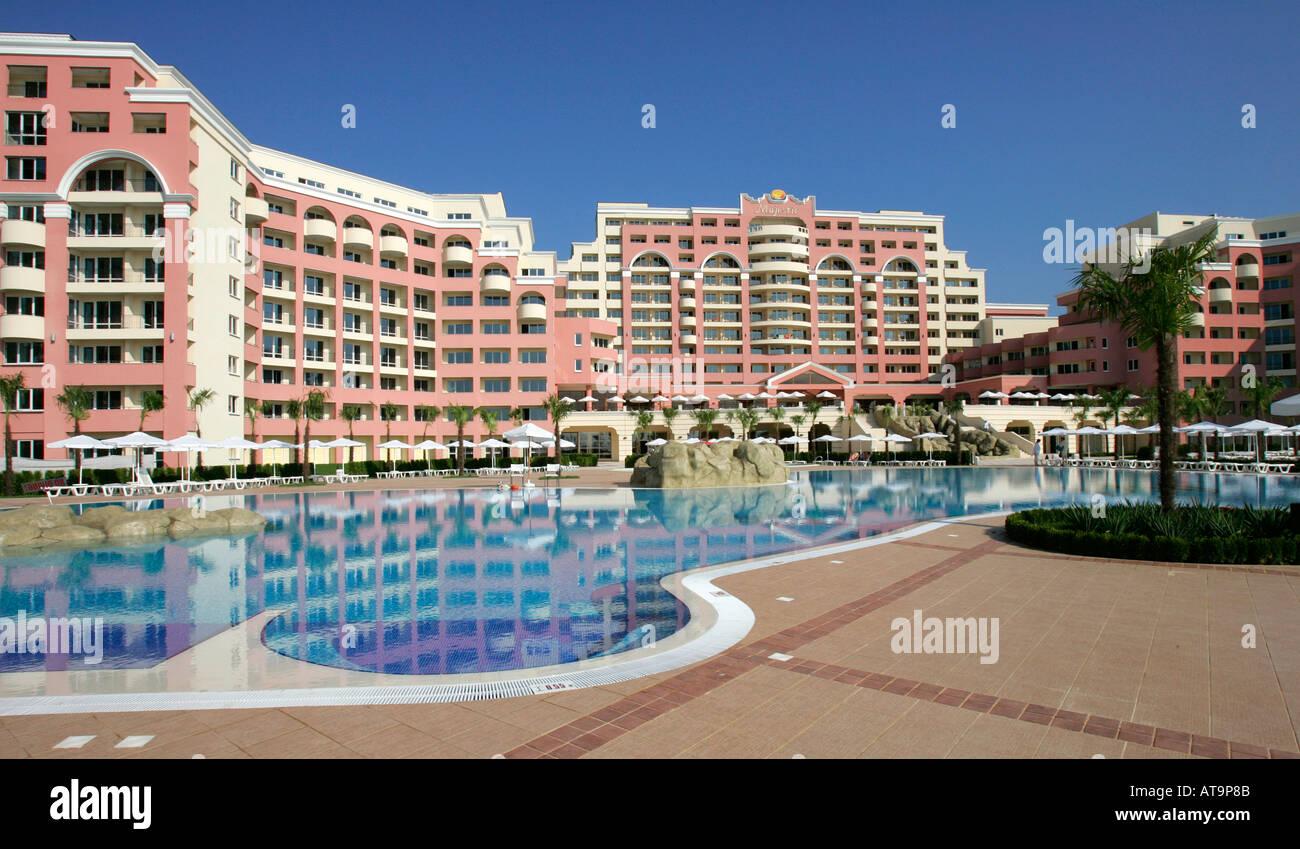 sunny beach bulgaria majestic hotel black sea coast site