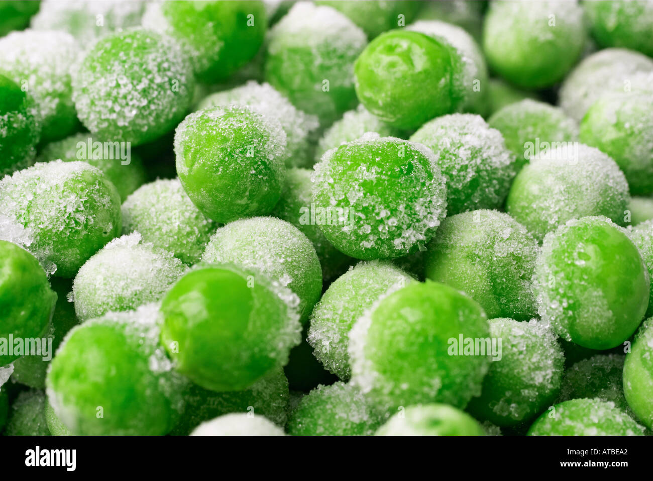 Заморозить зеленый горошек на зиму в домашних