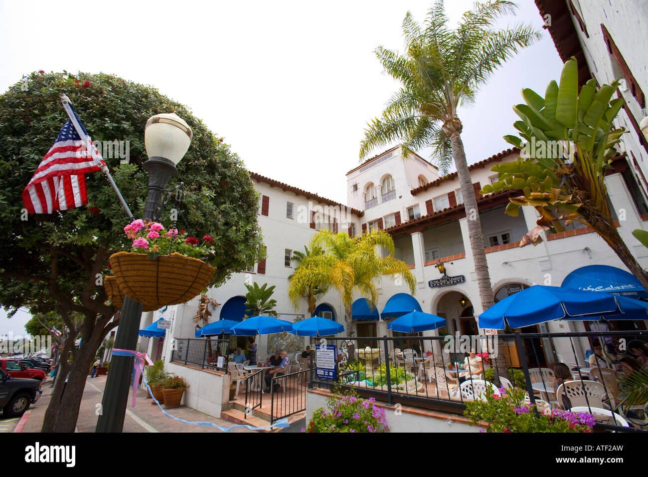 hotel san clemente, avenida del mar, san clemente, orange county