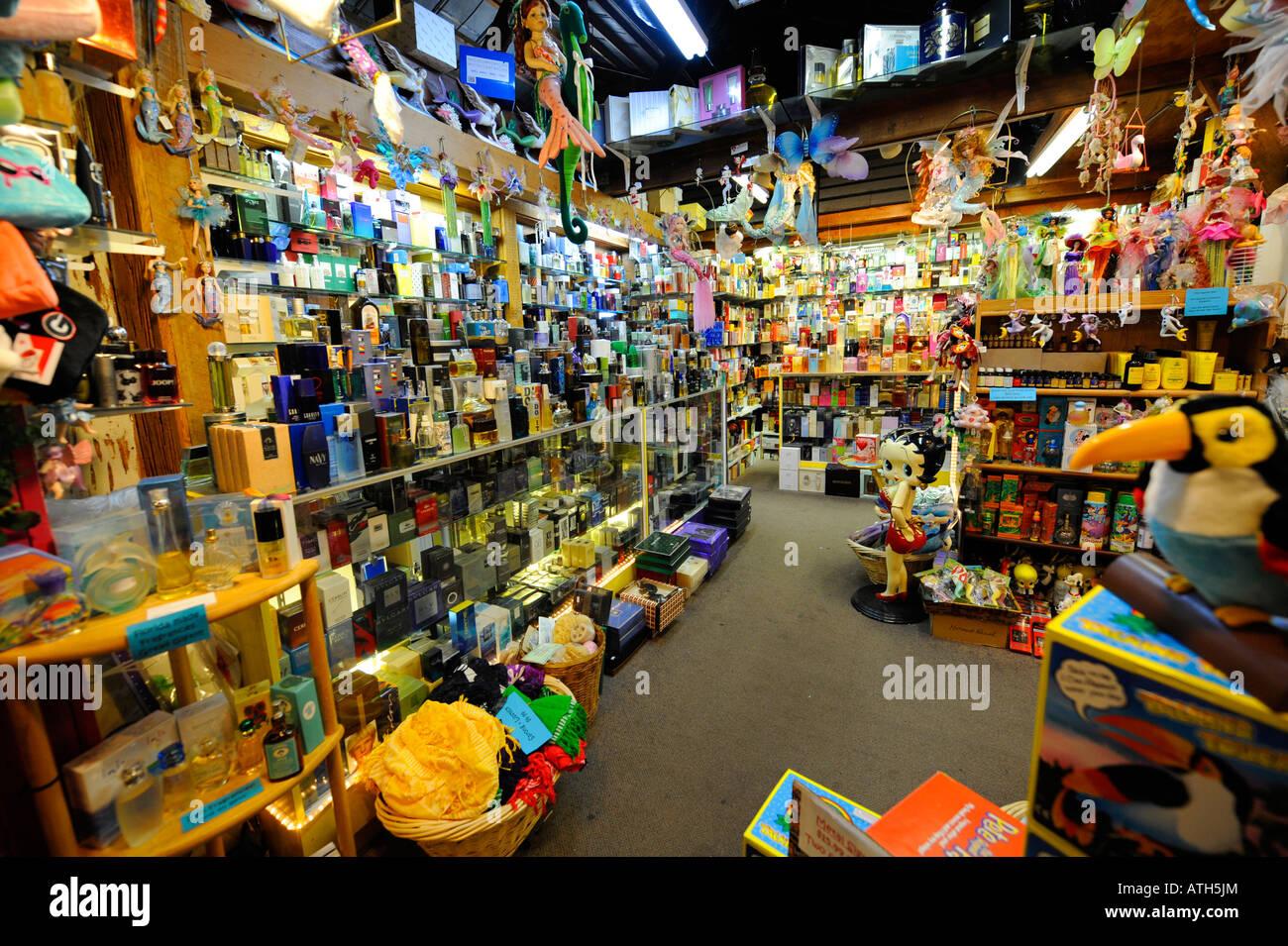 Naples Florida Tin City Shopping District For Tourists Stock Photo - Florida naples