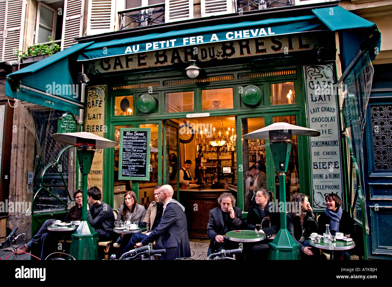 Cafe Petit Paris