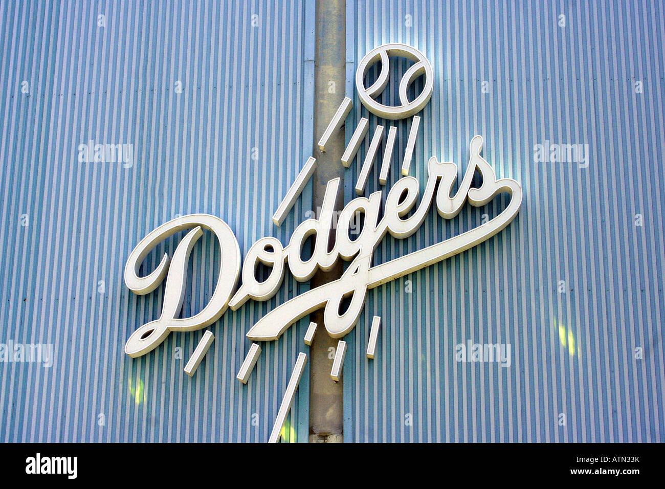 Dodger stadium los angeles california usa 1970 stock photo dodger stadium sign in los angeles california stock photo buycottarizona Image collections