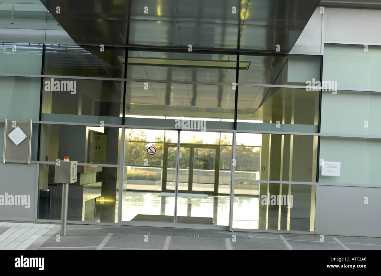 Modern Architecture Vienna vienna, danube city, modern architecture, flat building mischek