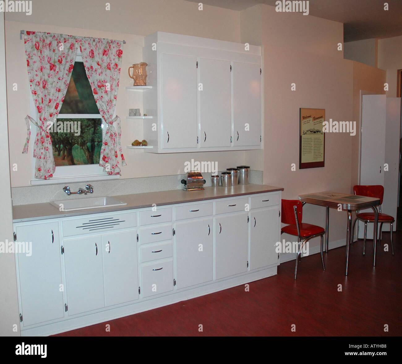 1950 u0027s typical house kitchen exhibit canadian war museum ottawa
