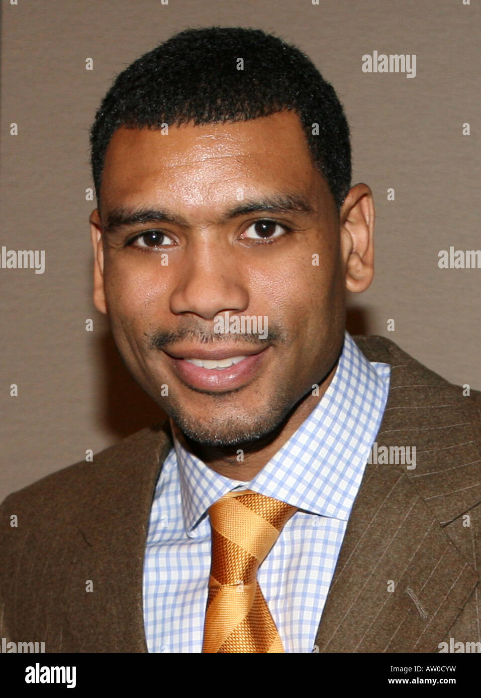 Allan Houston retired New York Knicks shooting guard Stock
