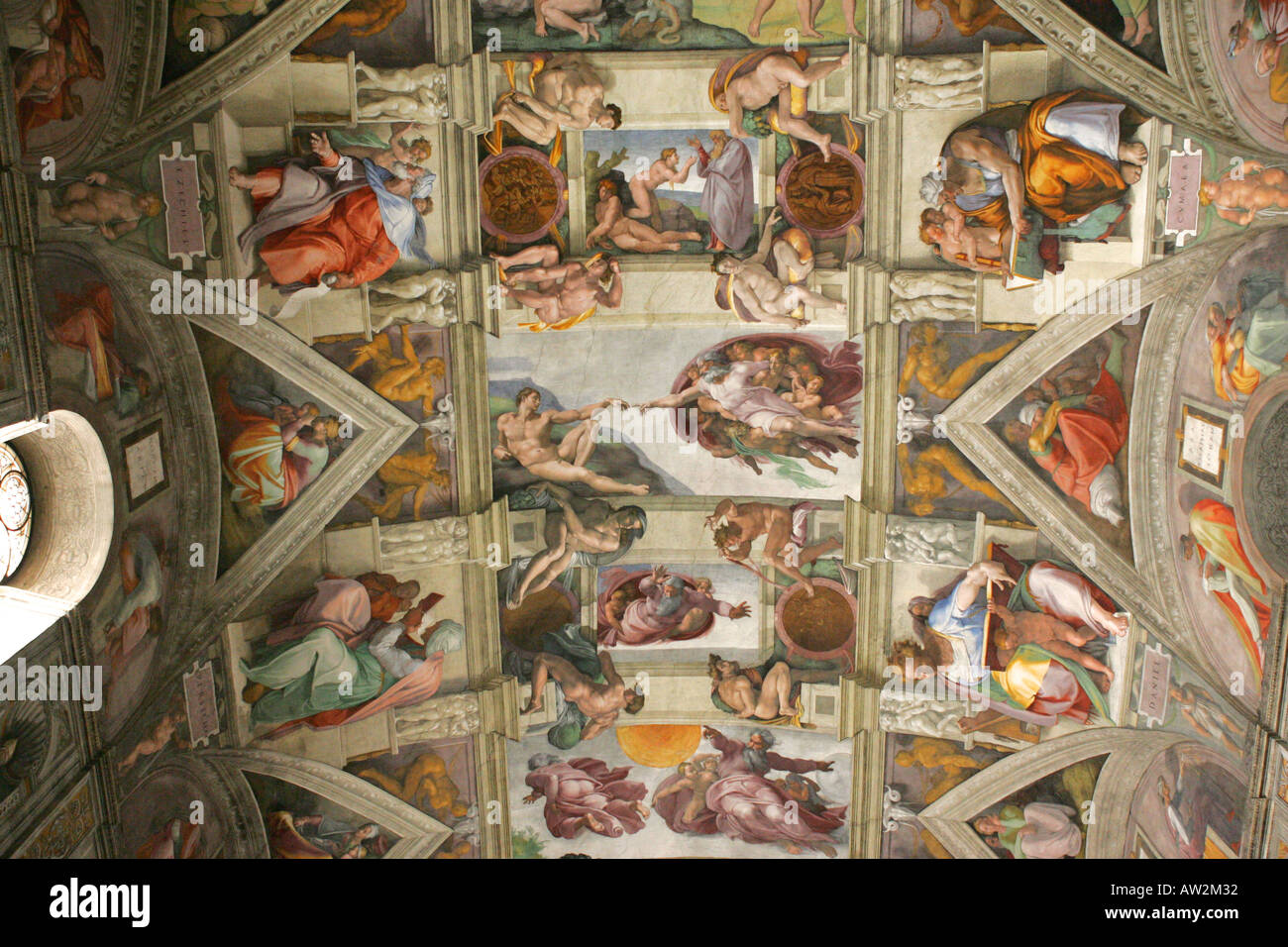 the renaissance and michelangelos sistine chapter Chapter 15 (pp 494-5, 505-513), stylistic features and imagery from ancient classical art and myth review week 8 music folder sistine chapel tour at http.