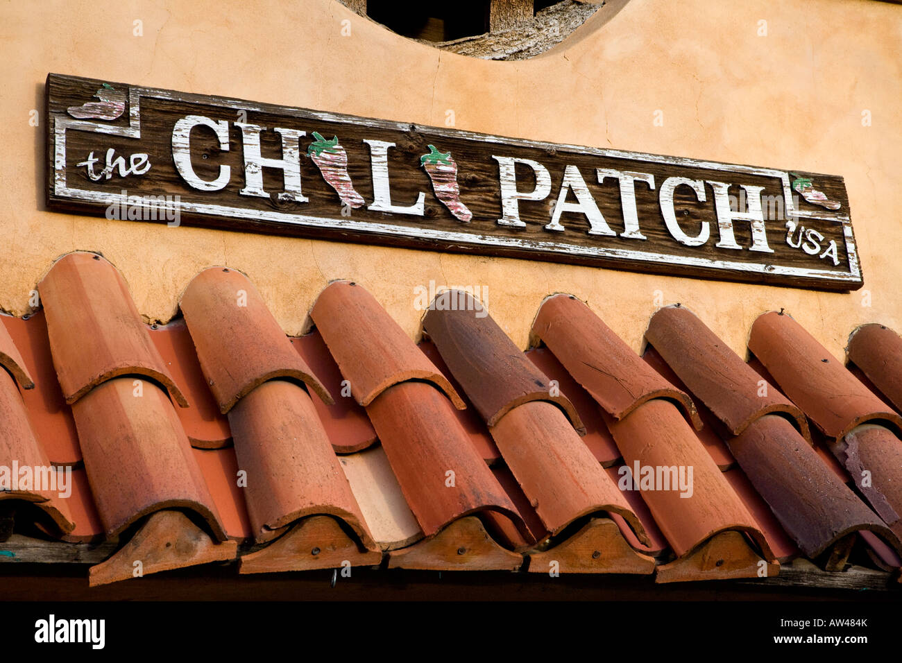 Red Mexican Roof Tiles Albuquerque New Mexico & Red Mexican Roof Tiles Albuquerque New Mexico Stock Photo ... memphite.com
