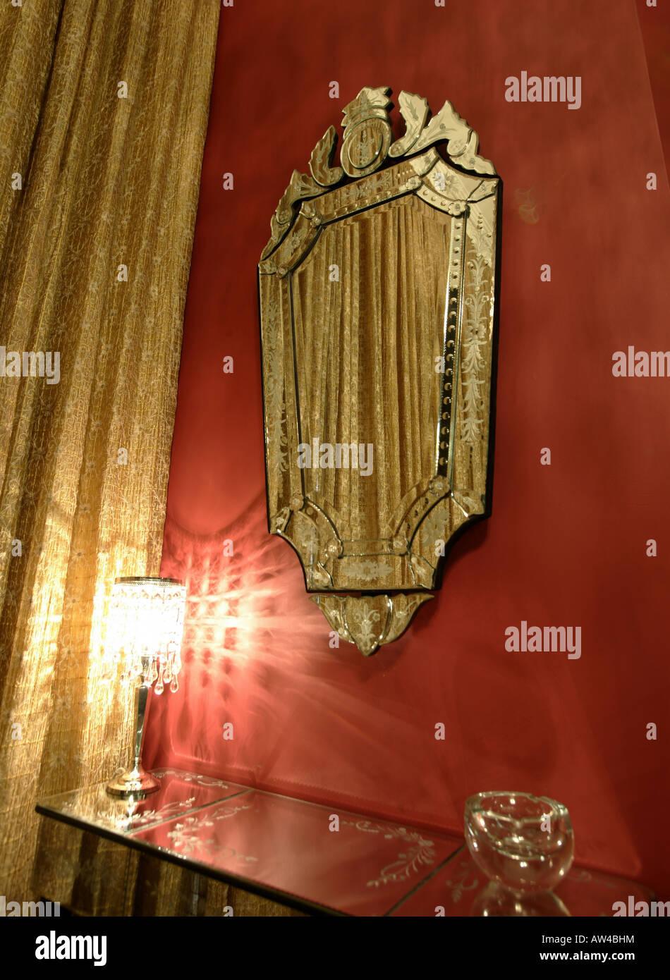 Glitzy mirror on a wall stock photo royalty free image 16461631 stock photo glitzy mirror on a wall amipublicfo Gallery