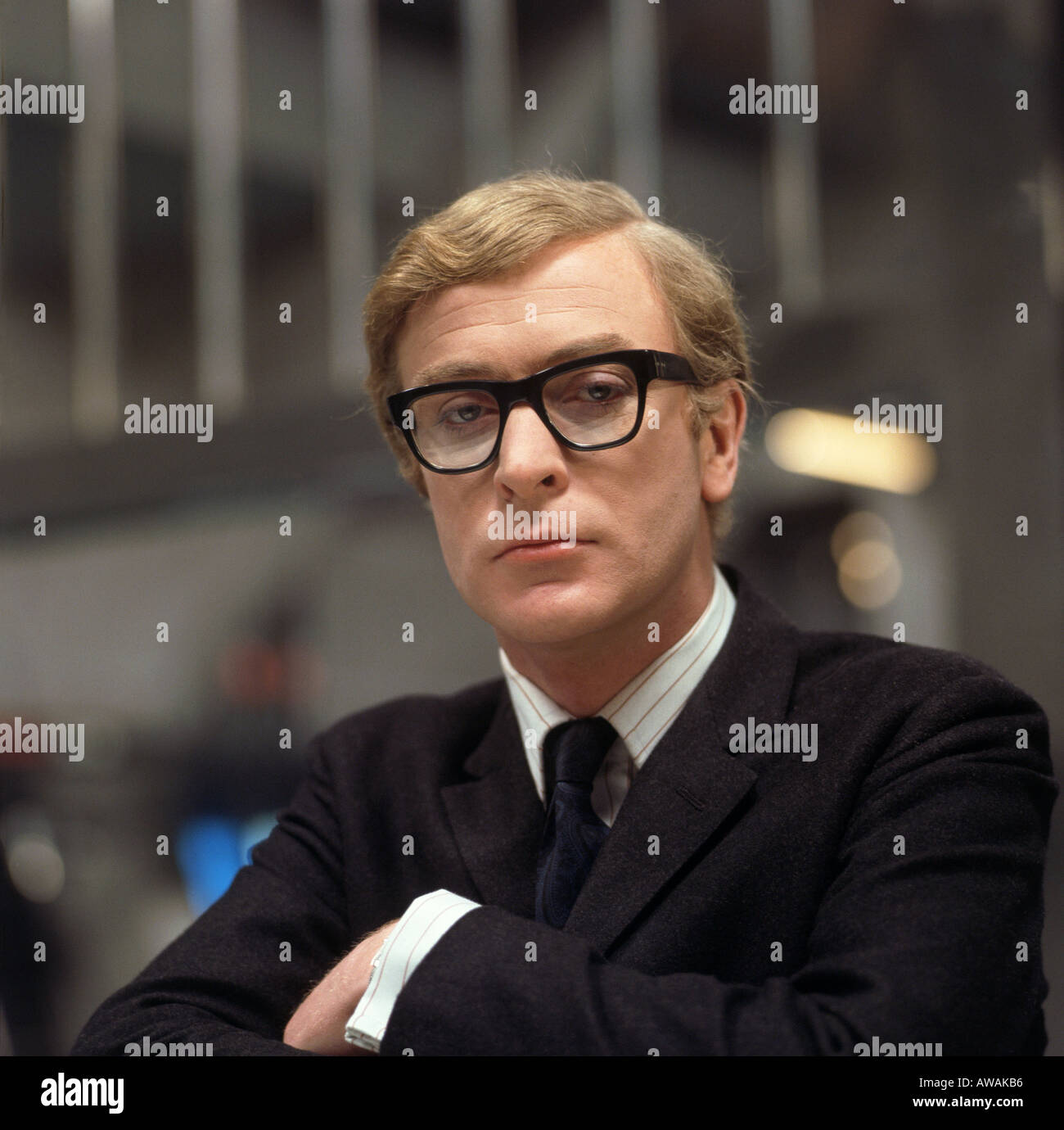 MICHAEL CAINE Stock Photo, Royalty Free Image: 5393333