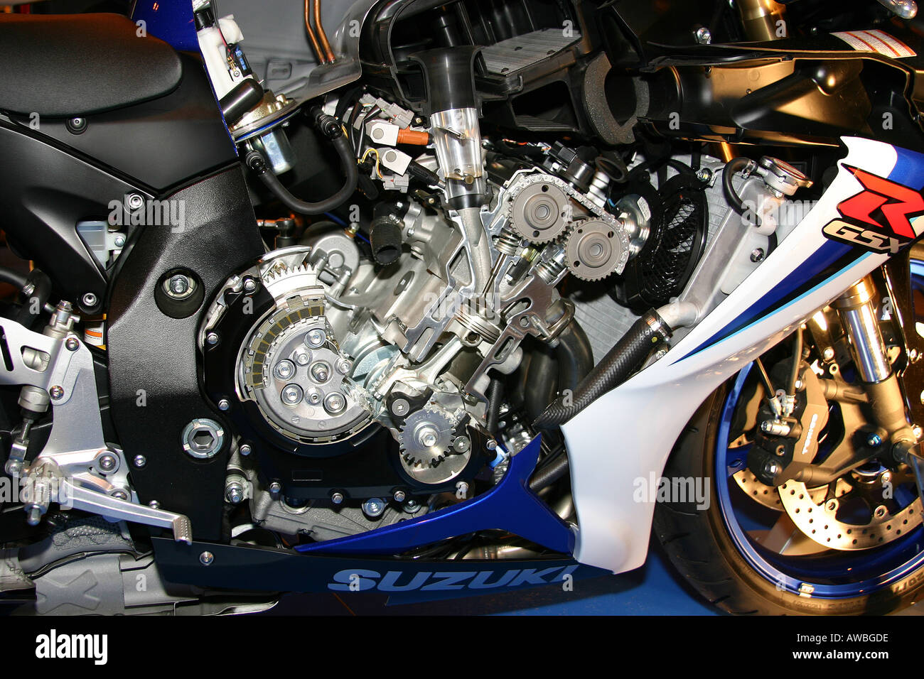 4 Stroke Engine Cut Away Diagram Best Electrical Circuit Wiring Motorcycle Cycle Inside Two Cylinder
