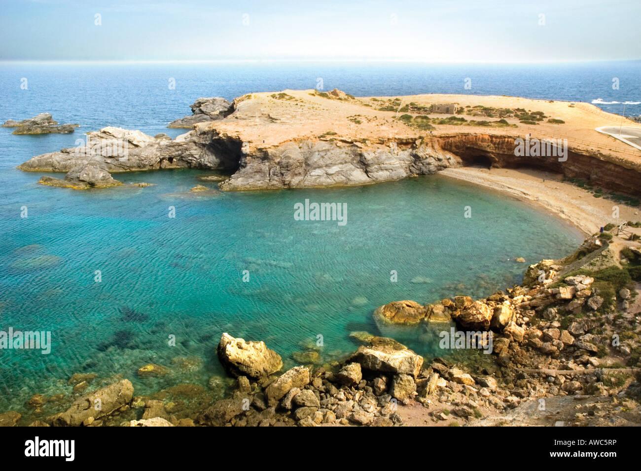 Cabo De Palos, Costa Calida, Spain Stock Photo, Royalty Free Image: 16534953 - Alamy