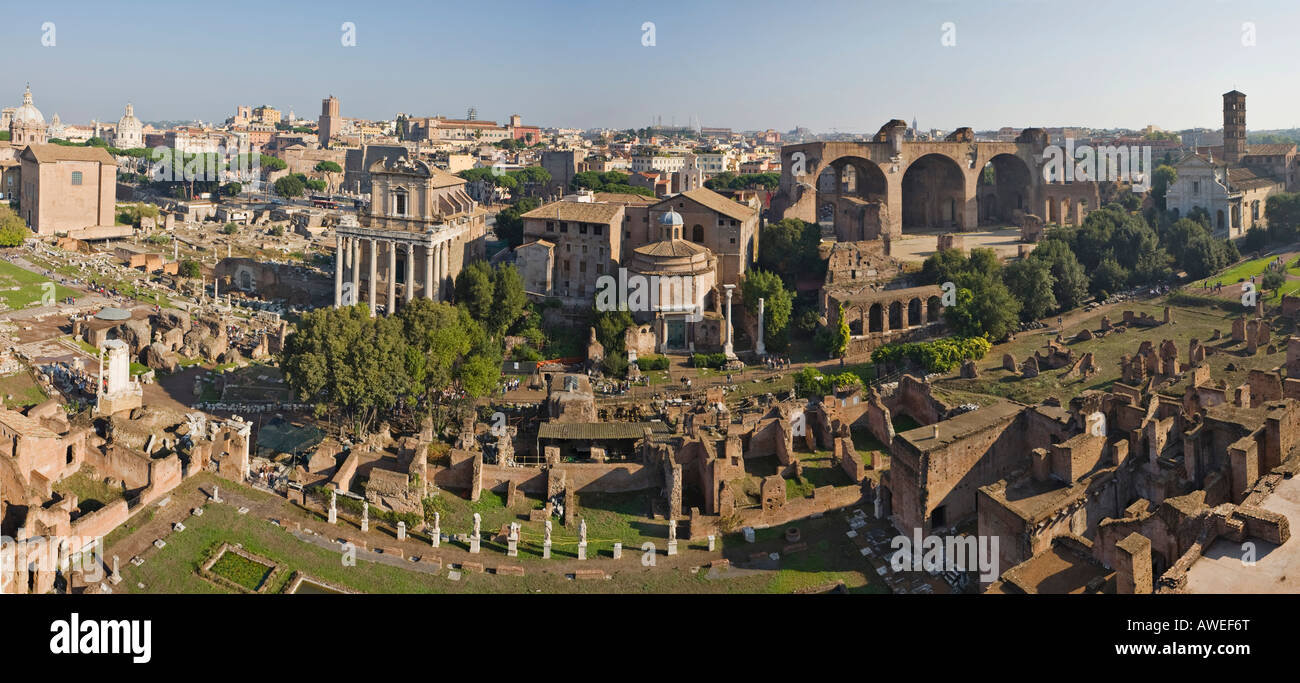 Forum Romanum | Rome | Travel Story and Pictures from Italy