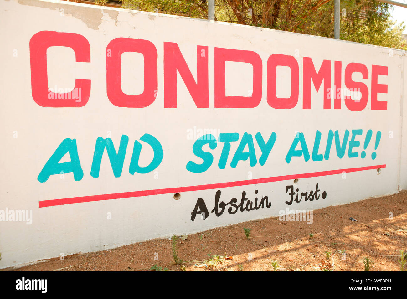 Love Sex and hiv aids