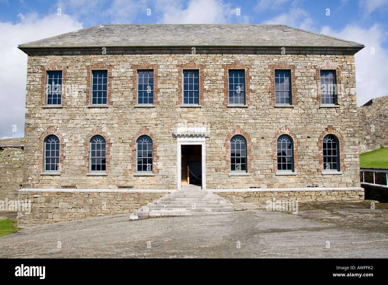 Ireland Stone Building : Charles fort kinsale county cork ireland stone building