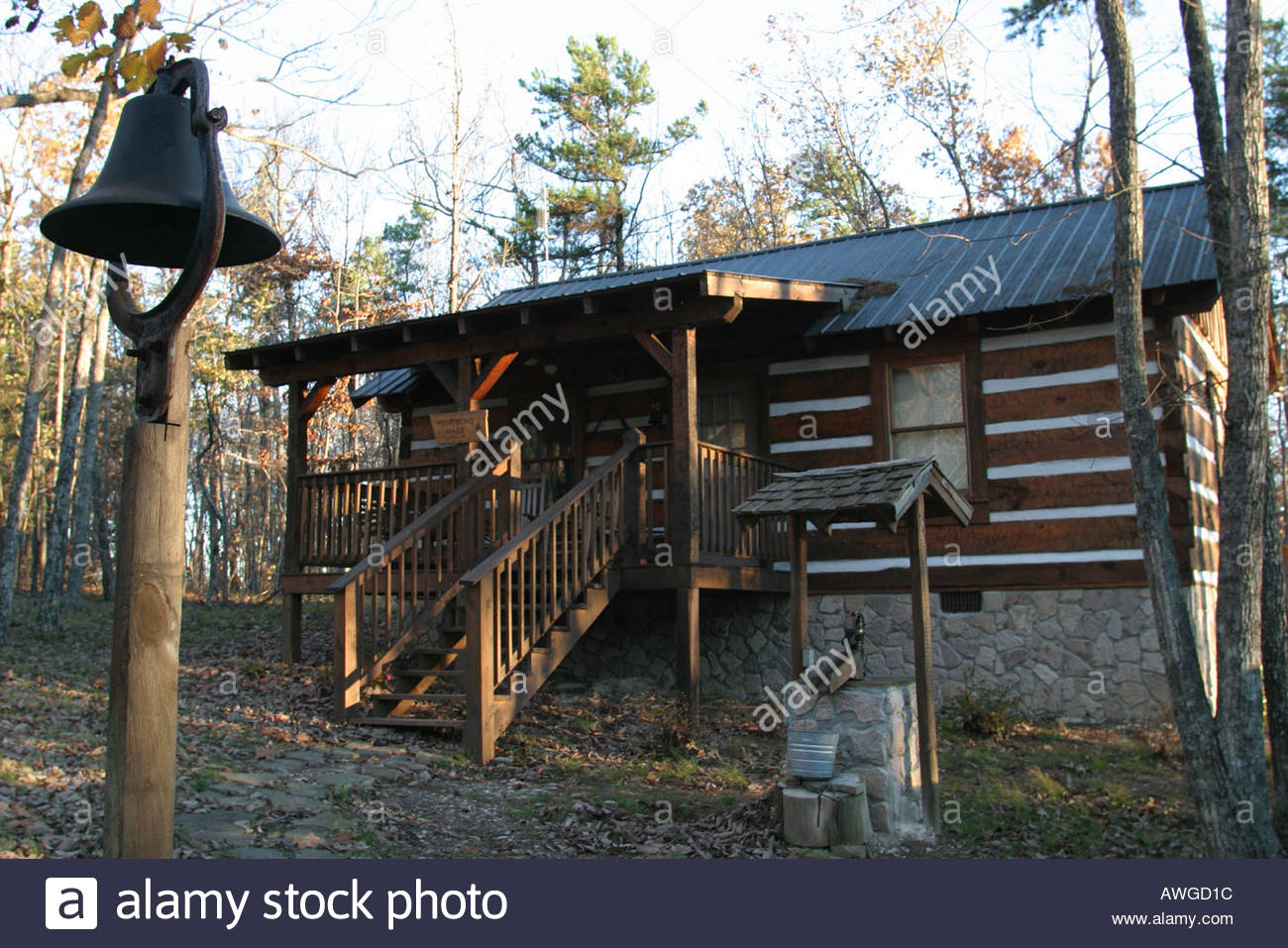 Delicieux Alabama Lookout Mountain Mentone Log Cabin Bell Vacation Rental Cabin