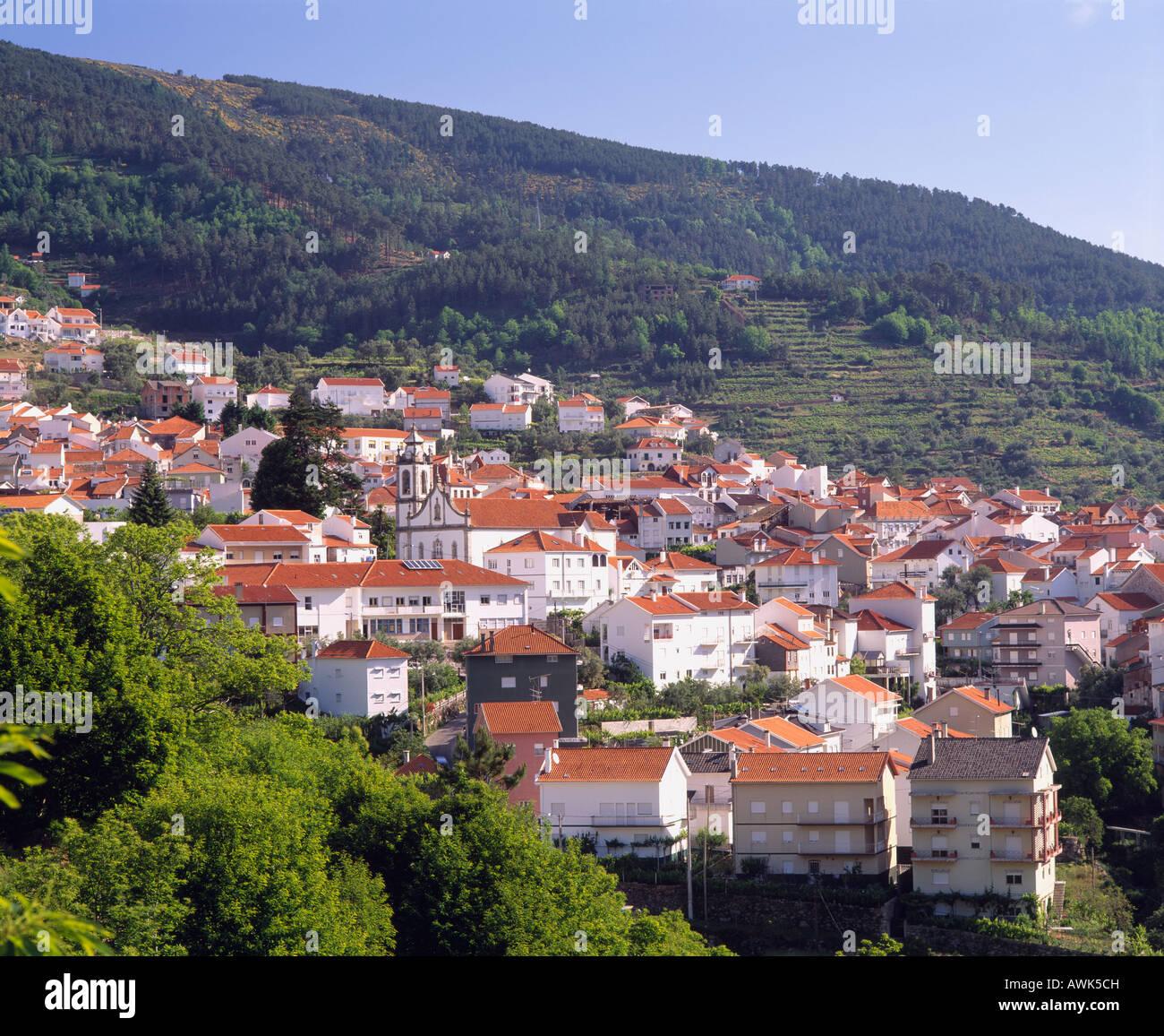 Manteigas, Serra da Estrela, Beira Alta, Portugal Stock Photo, Royalty Free Image 16600672 Alamy