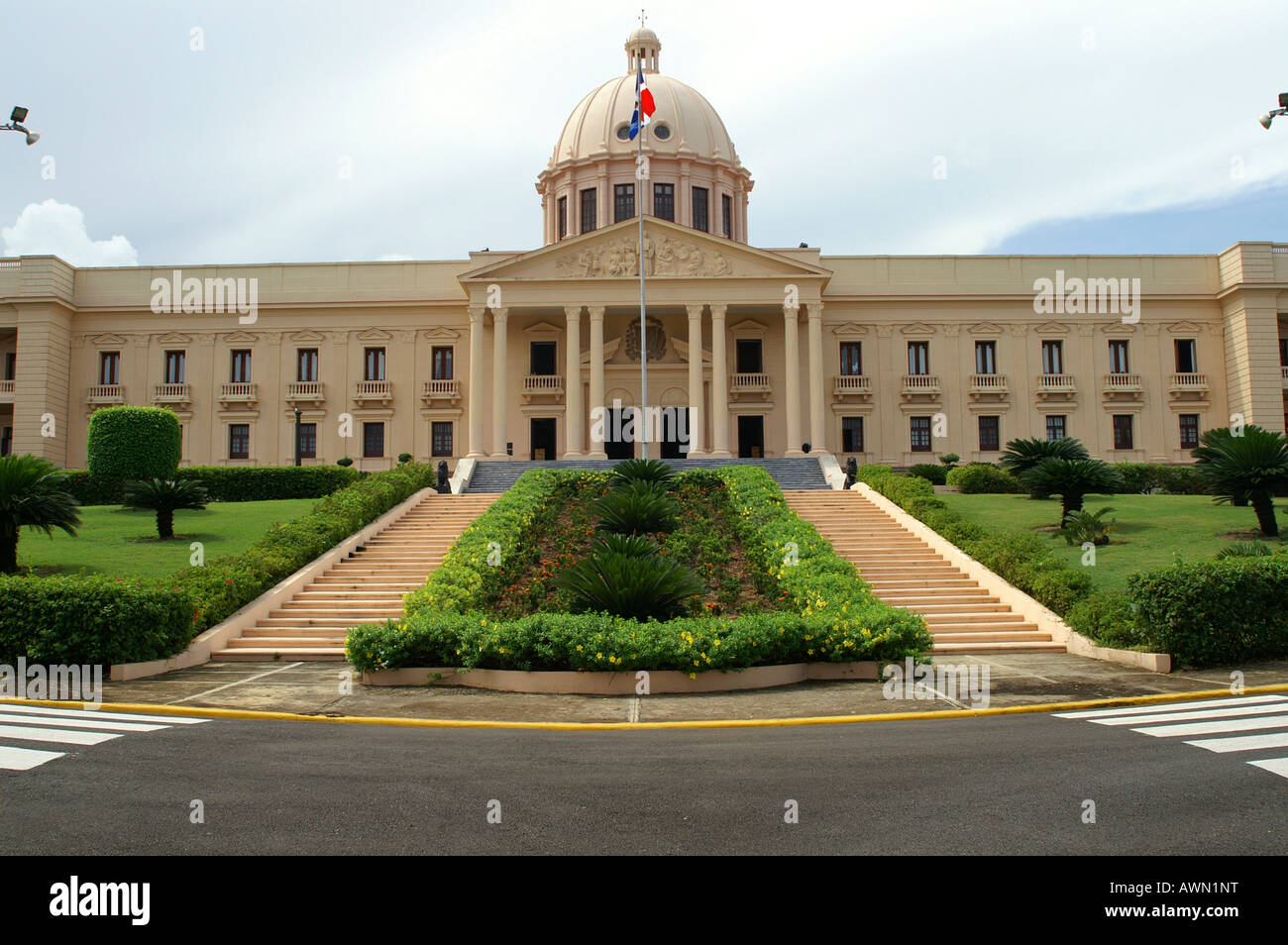 Federal government building in Santo Domingo, Dominican ...
