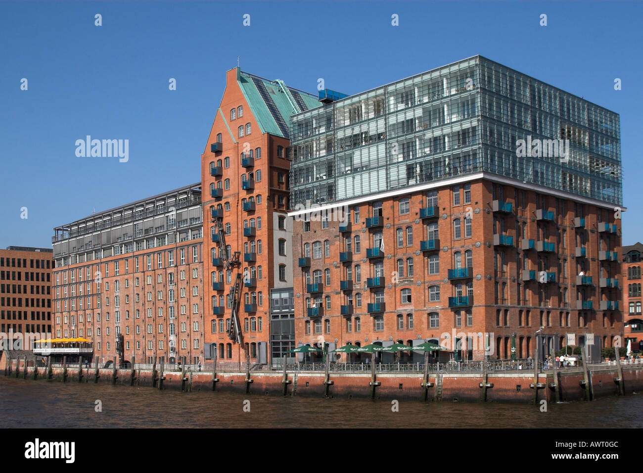 Exceptional Living And Office Building At Hamburg Harbour, Hamburg, Germany