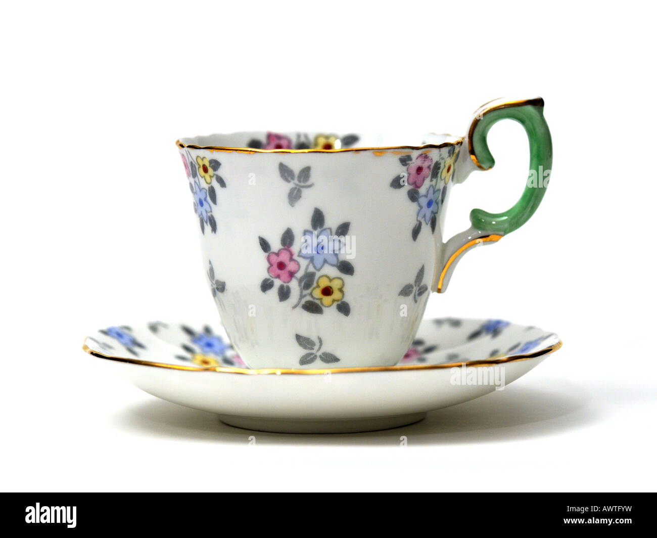 fine english bone china porcelain english ceramics coffee tea cup stock photo royalty free. Black Bedroom Furniture Sets. Home Design Ideas