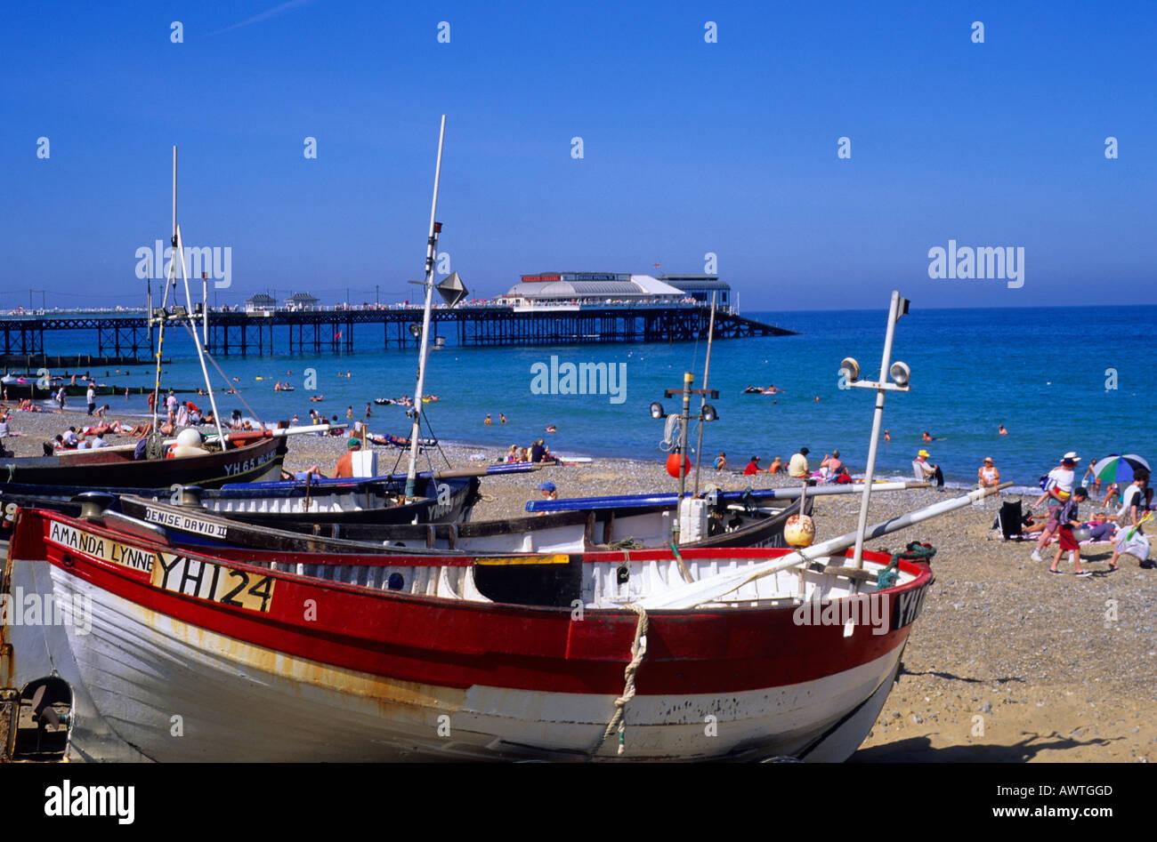 Sea Fishing At Cromer Beach