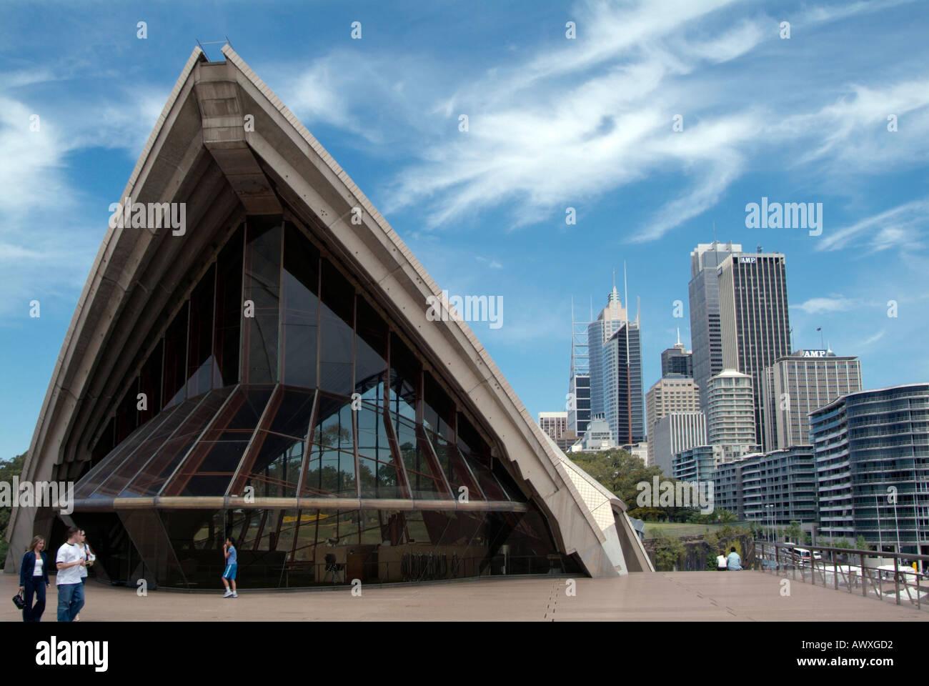 Sydney Opera House Australia Australian Famous Building Distinctive Peak Point Landmark Tourism Travel Tourist City Skyline Busi