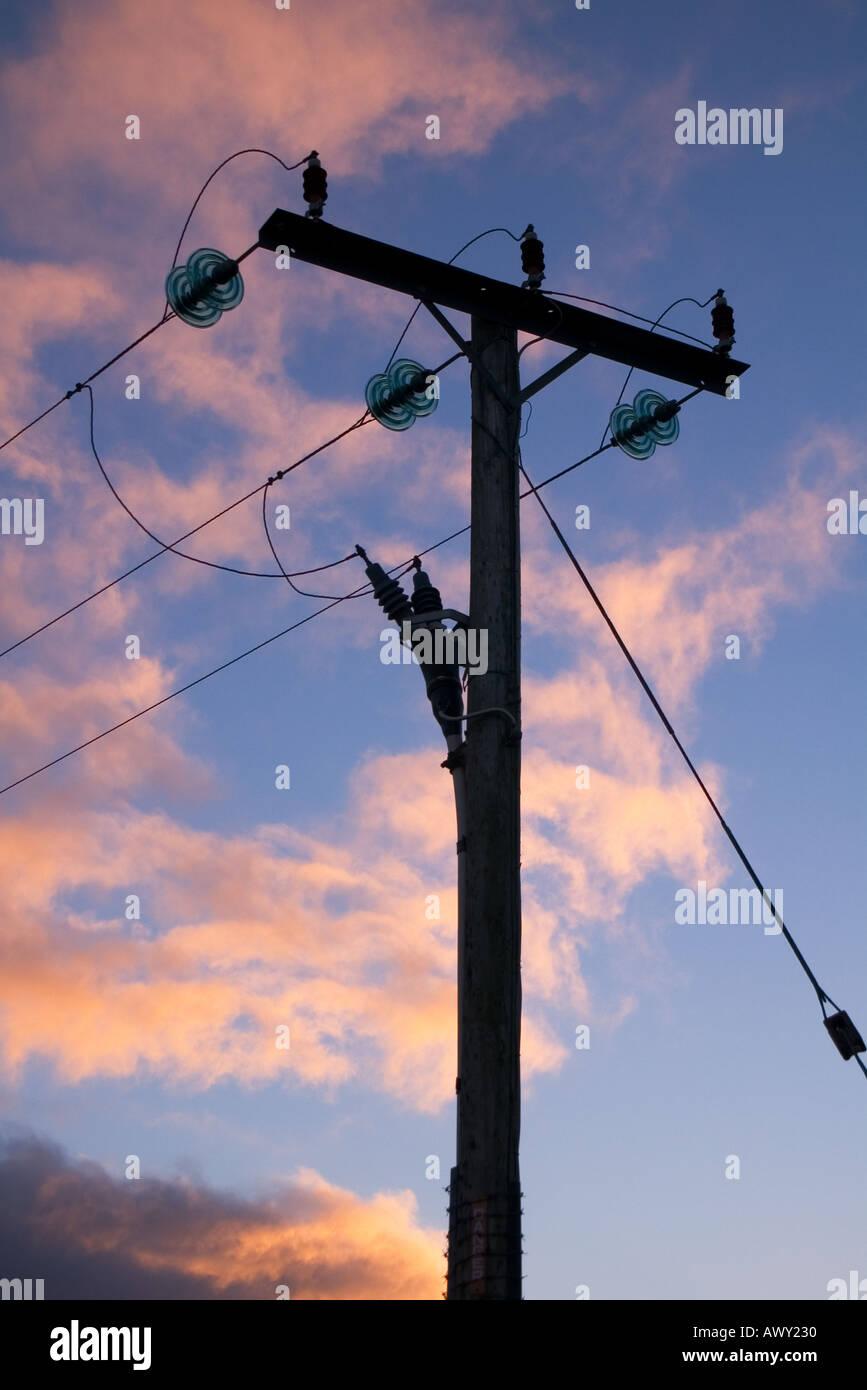 Electricity Wire - Merzie.net