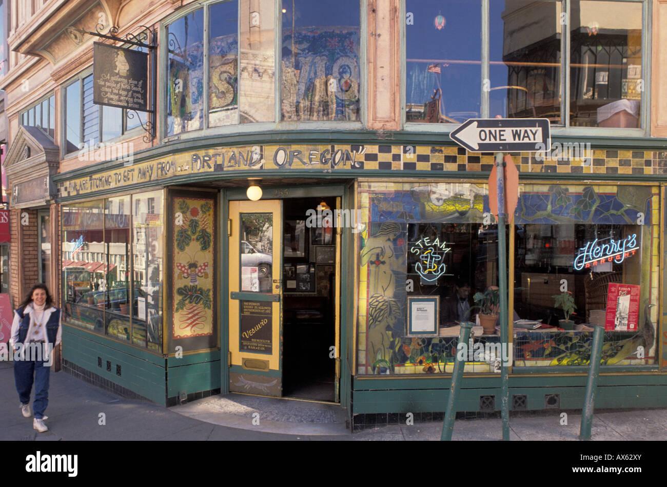 Vesuvio Bar North Beach San Francisco