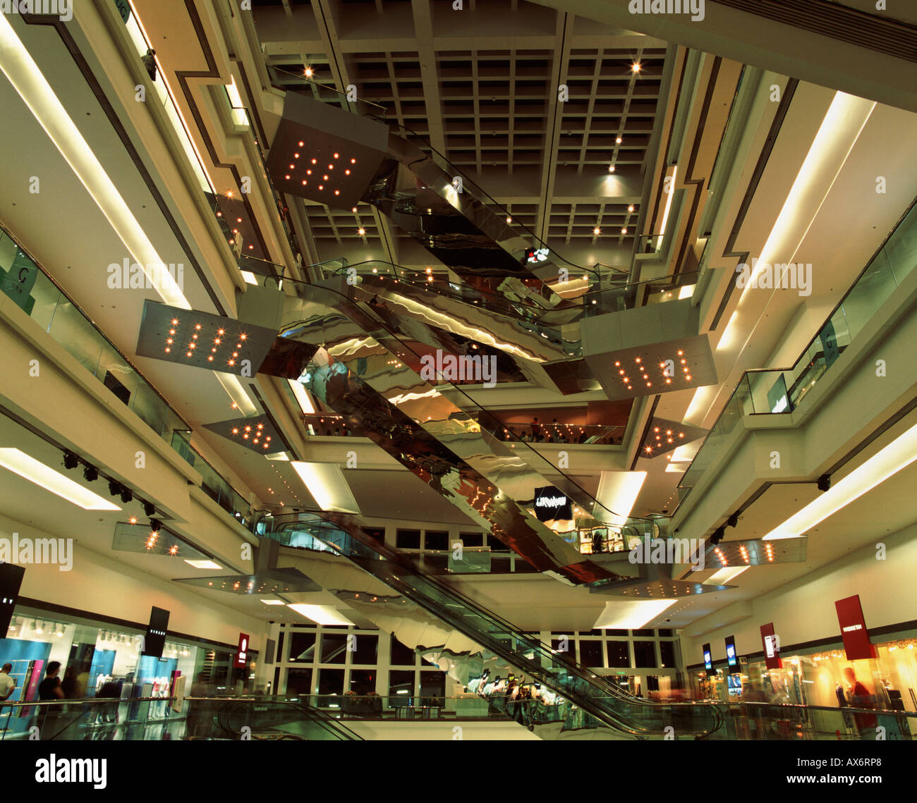 Hong Kong Shopping: Festival Walk Mall In Kowloon Tong Hong Kong Is One Of The