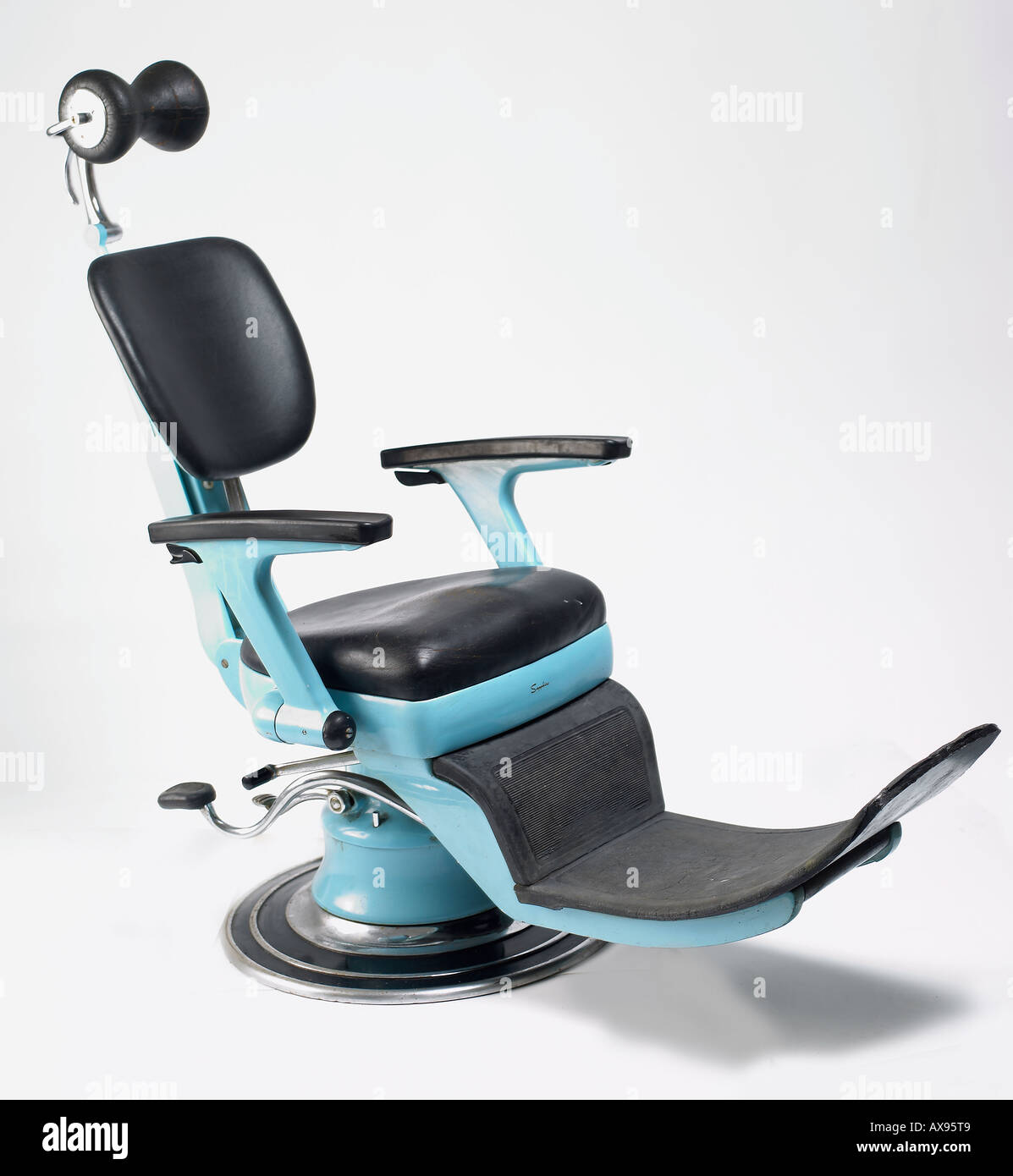 Dentist Chair 1950 S Stock Photo Royalty Free Image