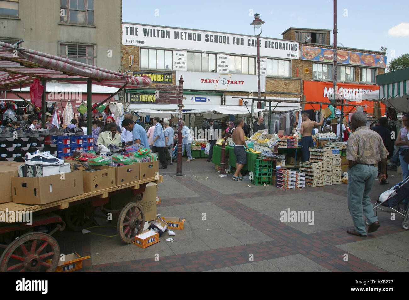 Hackney Street Food Market