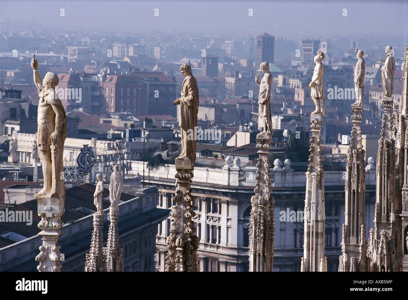 abbastanza Milan dome, Dom de Milan, Duomo di Santa Maria Nascente, Milan  BF22