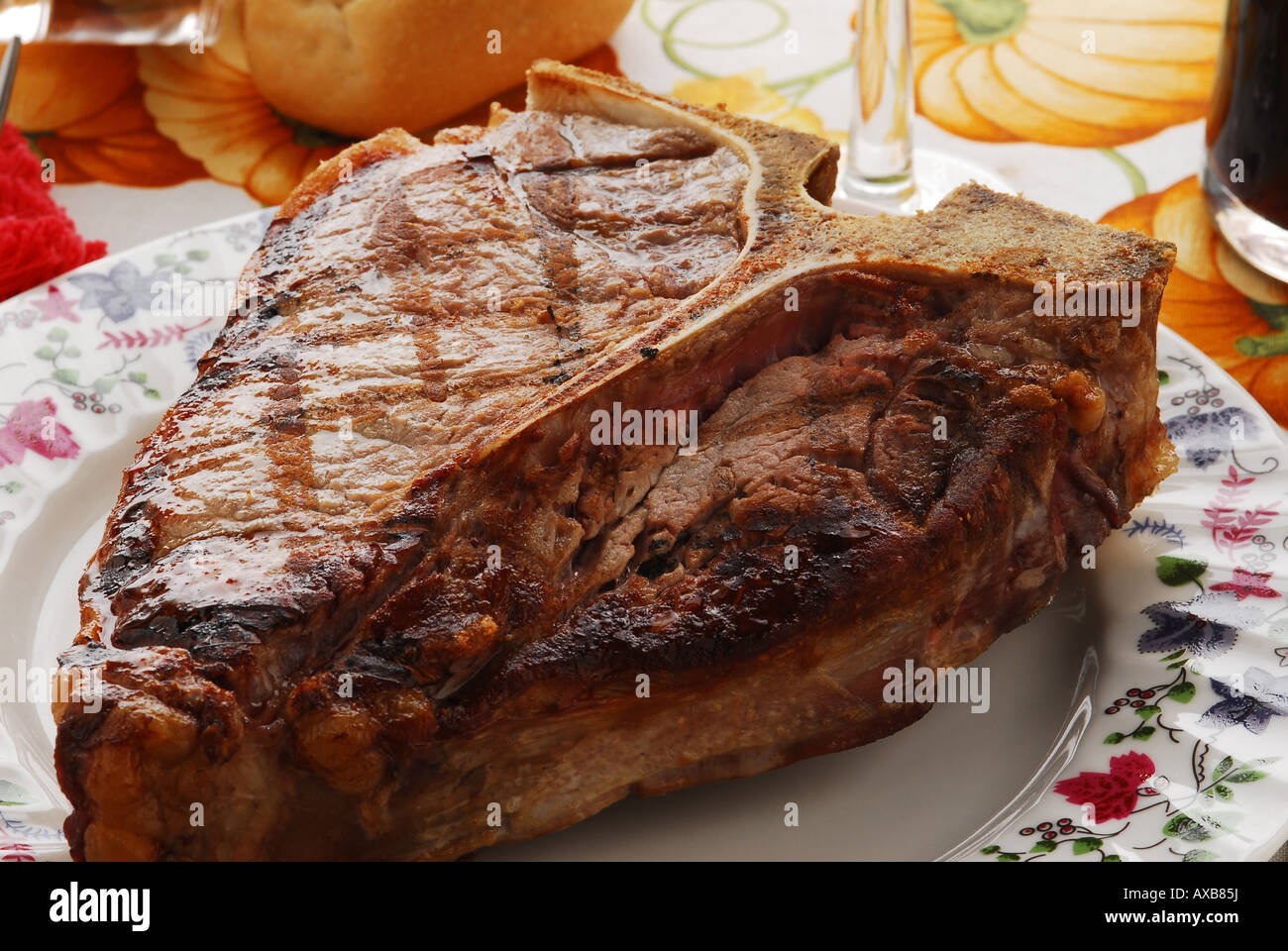 how to cook t bone steak on grill
