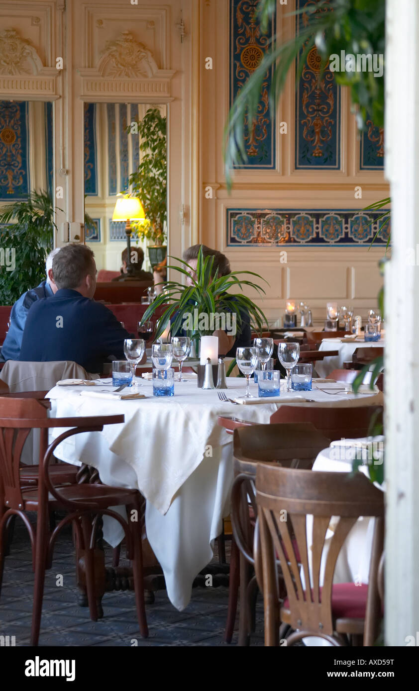 Restaurant la belle epoque bordeaux city aquitaine for Aquitaine france cuisine