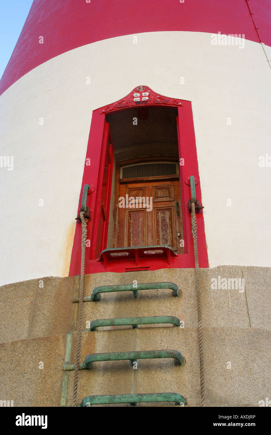 Lighthouse ladder and door at beachy head cliffs & Lighthouse ladder and door at beachy head cliffs Stock Photo ... Pezcame.Com