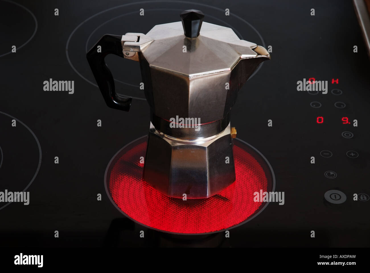 Wie Kocht Kaffee cooking coffee kaffee kochen stock photo 16813344 alamy