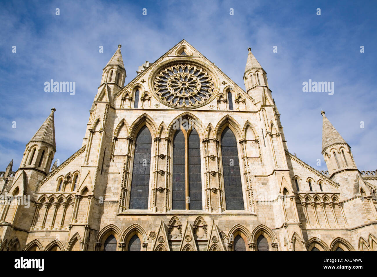 13th century medieval gothic york minster south transept for Rose window york minster