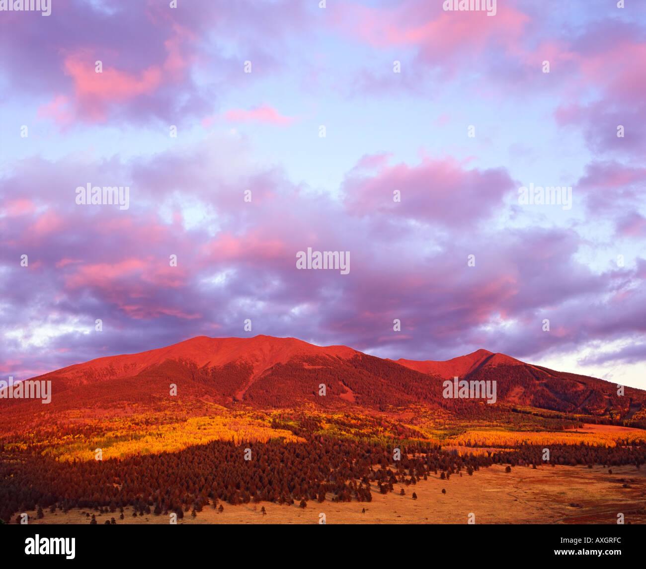 fiery glow burning sunset - photo #10