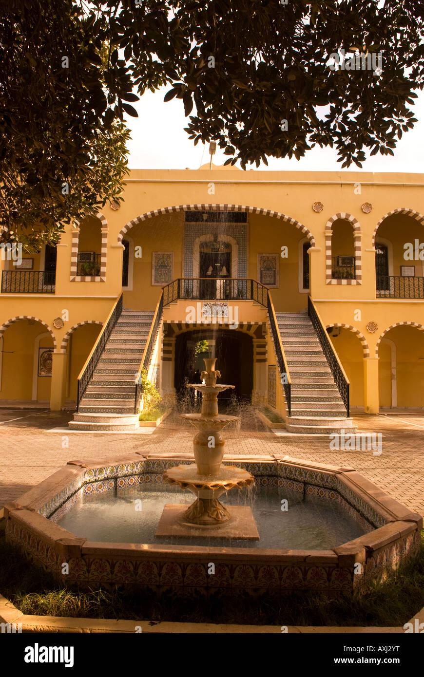 Inside The Islamic Arts And Crafts School Tripoli Libya
