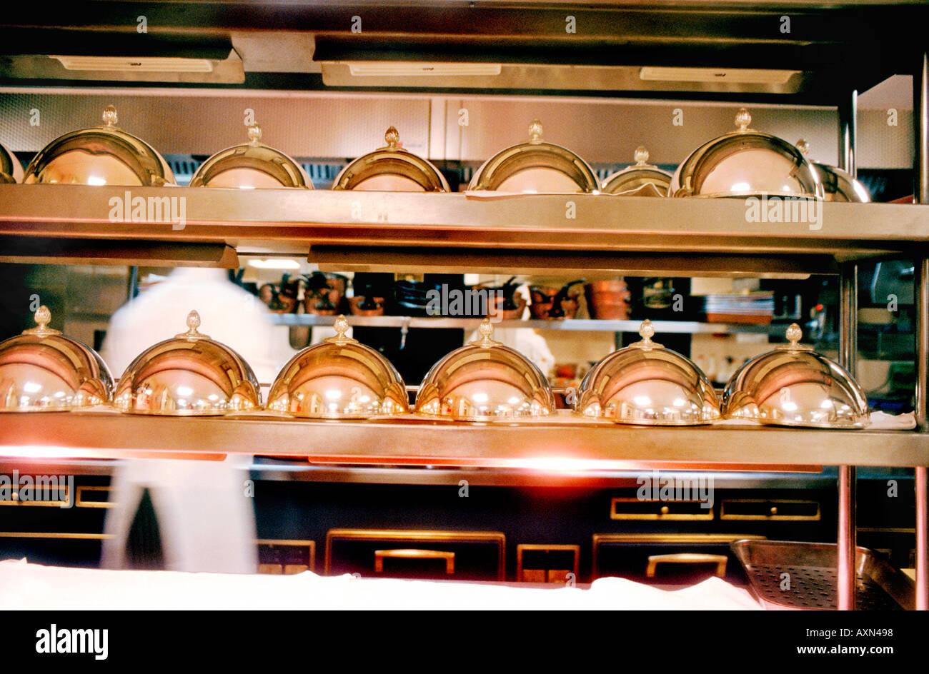France paris french restaurant le v le cinq haute cuisine stock photo royalty free - Restaurant cuisine francaise paris ...