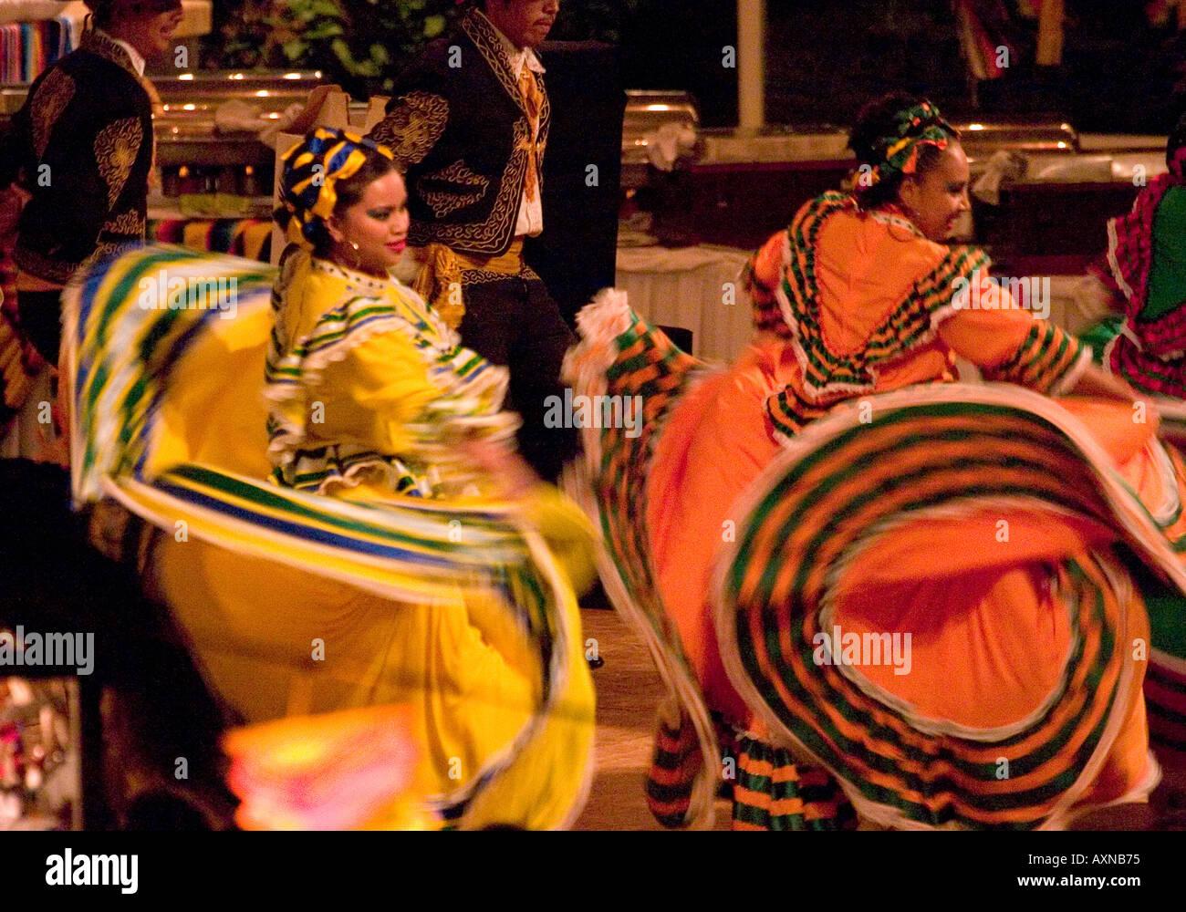 mexican music show dancers villa del palmar cabo san lucas baja